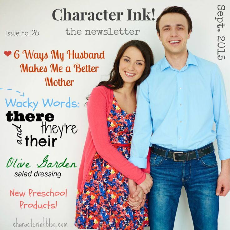 Character Ink Newsletter No. 26