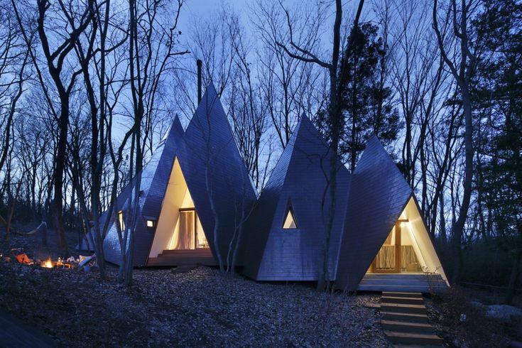 Galeria de Nasu Tepee / Hiroshi Nakamura & NAP - 14