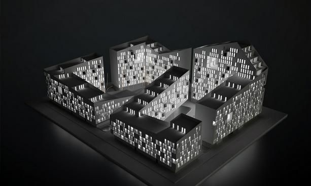 AQSO arquitectos office: Connecting Riads - Blogs - SkyScraperLife