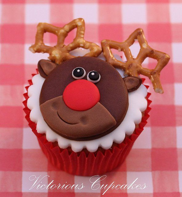 Holiday Desserts That Are Almost Too Cute to Eat