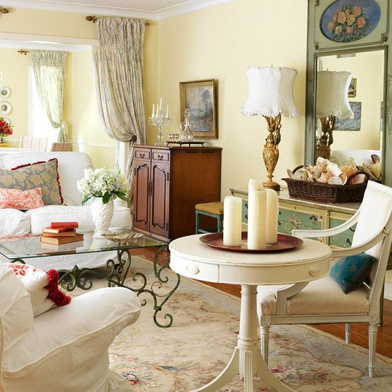 40 best images about french style home decor on pinterest for French country style living room