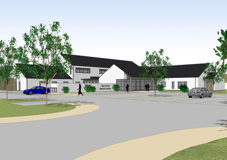 Primary Care Centre, Hope & Caergwrle