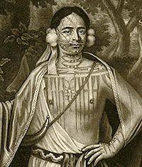 Mohawk King by John Verelst