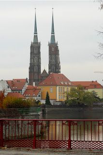 Who Stole the Kishka?: Road Trip: Wroclaw Poland