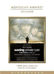 Saving Private Ryan / HU DVD 1313 / http://catalog.wrlc.org/cgi-bin/Pwebrecon.cgi?BBID=6214559