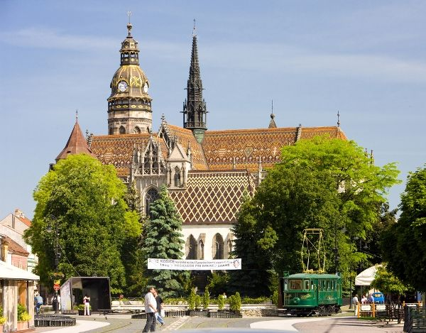 Top 7 Things to do in Kosice Slovakia - European Capital of Culture for 2013
