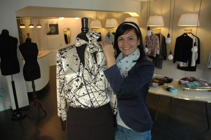 Dana Loré Fashiondesign, Zofingen süd-östlich von Basel.  #Brautkleid Schweiz, #brautkleid zofingen #brautkleider basel