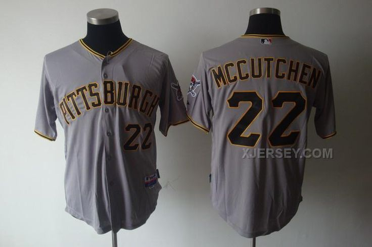http://www.xjersey.com/pirates-22-mccutchen-grey-jerseys.html PIRATES 22 MCCUTCHEN GREY JERSEYS Only $34.00 , Free Shipping!