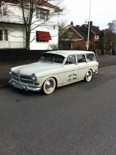 Custom Volvo Amazon.