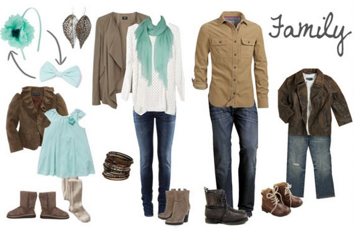 Some great wardrobe ideas compiled for you!
