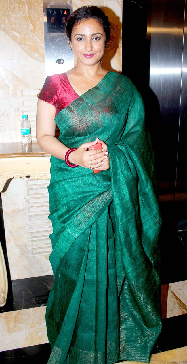 Divya Dutta at the 4th Bharat Ratna Dr. Ambedkar Awards. #Style #Bollywood #Fashion #Beauty