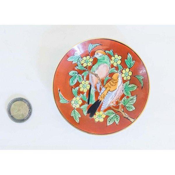 Γιαπονέζικο διακοσμητικό πορσελάνινο πιατάκι