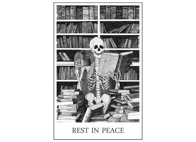 """""""RIP"""" - Threadless.com"""