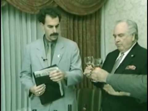 Borat Sagdiyev - Wine Tasting (with subs) - YouTube