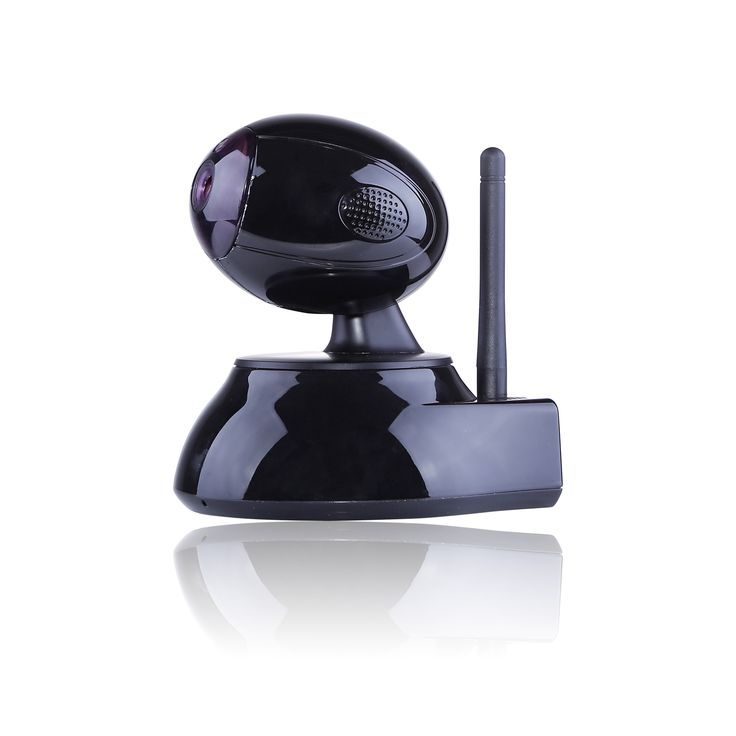 XV-2168B X-Vista 720P HD IP Smart Camera-Black