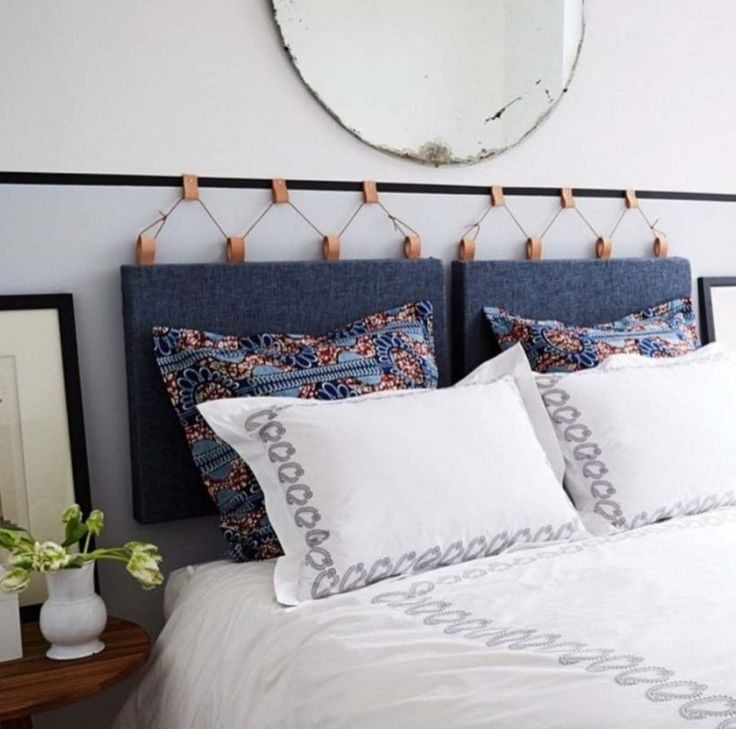 Best 25 Cushion Headboard Ideas On Pinterest Tufting