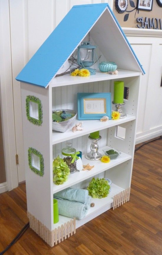 Dollhouse Bookcase, Billy Hack - IKEA Hackers