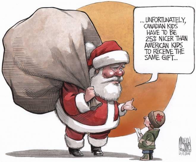 2014-12-11 - Editorial Cartoon | The Chronicle Herald