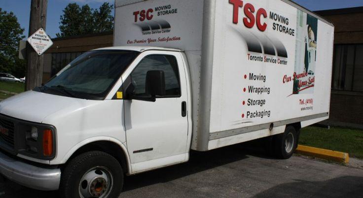 TSC Moving and Storage Toronto
