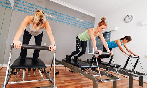 Gymstick Program incorporated into our Pilates classes. Visit Now at Glen Eira Physio
