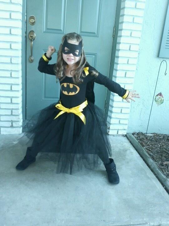 Batgirl Costume For Girls.