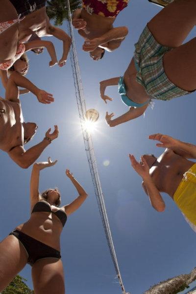 Beach Volleyball :)