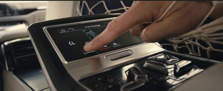 2018 Audi A8 safety and security Features