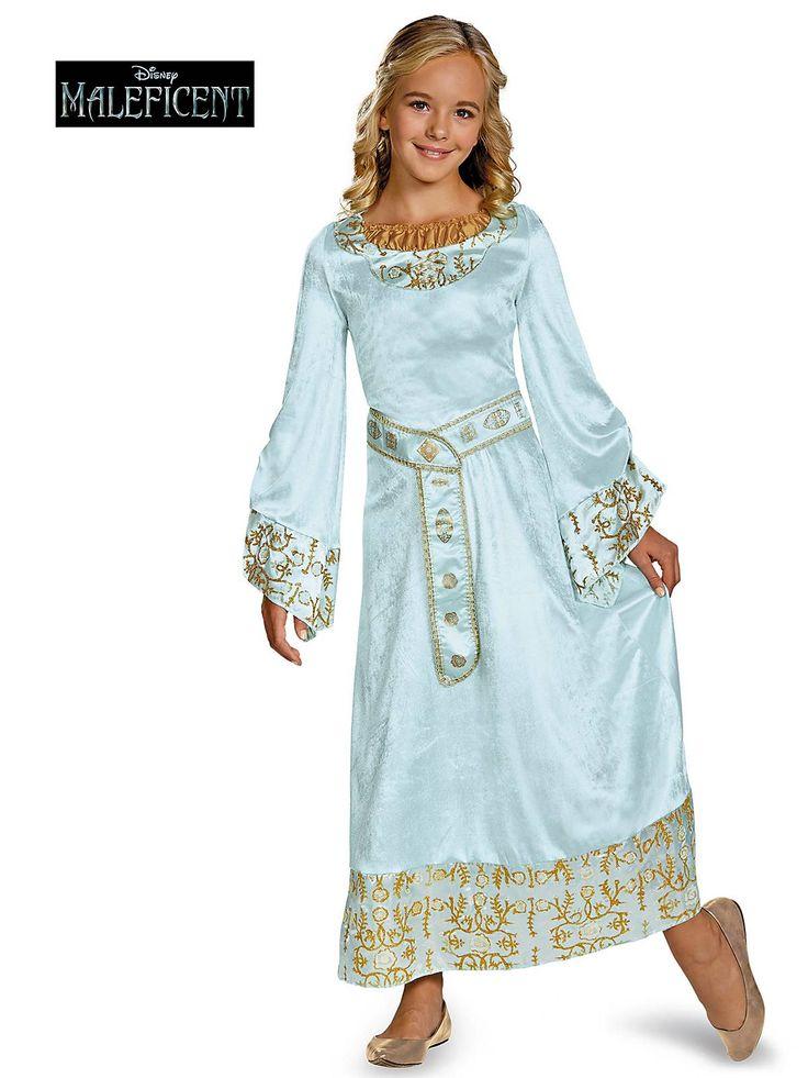 Aurora Blue Dress Deluxe Costume | Wholesale Disney Princess Costumes for girls