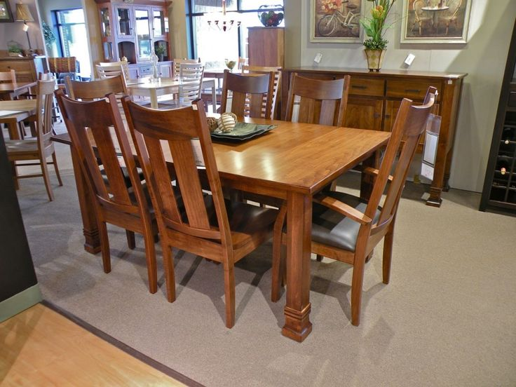 Dining Room Furniture   Don s Home Furniture Madison  WI  What length does  this extend to     Wish List   Pinterest. Dining Room Furniture   Don s Home Furniture Madison  WI  What