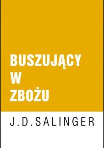 Okładka książki Buszujący w zbożu