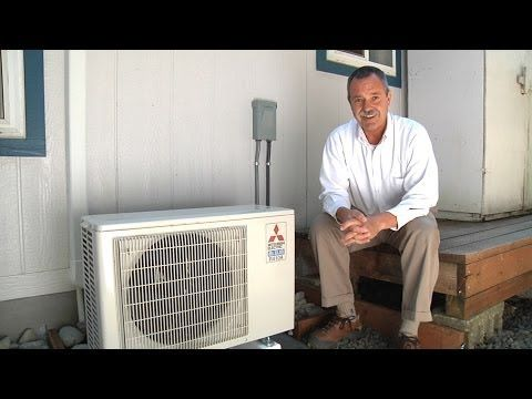 Cut Your Heating Costs in Half with a Ductless Heat Pump - YouTube