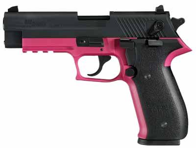 Personal Defense for Women | SIG SAUER Mosquito in pink
