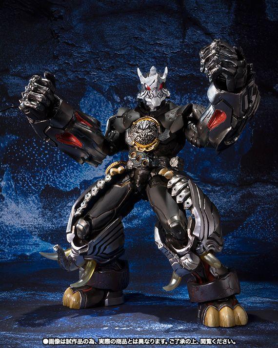 S.I.C - Kamen Rider OOO Sagozo Combo