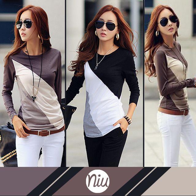 Blusa de estilo casual, encuentra esto y mucho más en: www.niuenlinea.co