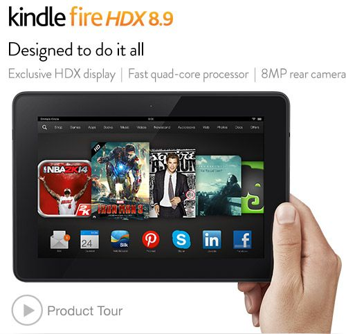 """> Click on pictures to Amazon Kindle Fire HDX 8.9"""" coupon codes discount up to 30% off"""