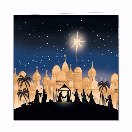 O Holy Night Christmas Cards | Christmas Sale | Sale | Traidcraft Online Shop