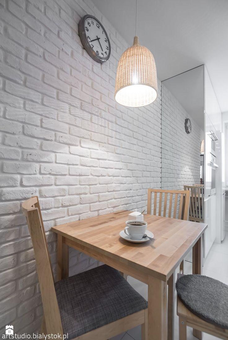 Kuchnia styl Skandynawski Kuchnia - zdjęcie od Art Studio Pracownia Architektury i Wnetrz