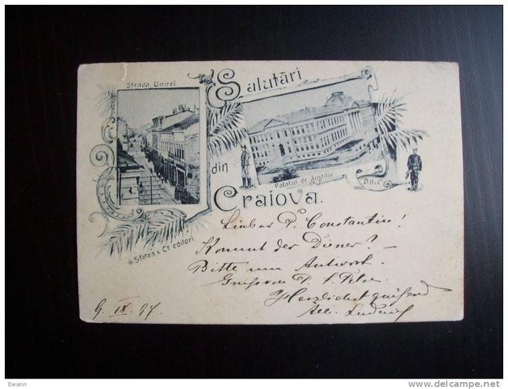 Craiova -  1897