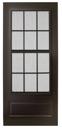 Colonial Triple-Track Storm Door | Andersen Storm Doors & Screen Doors