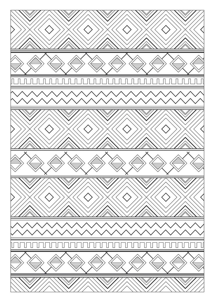 Best 101 Coloriage Anti Stress images on Pinterest | Other