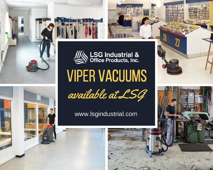When it comes to commercial vacuum cleaners, scrubbers and dryers it's important to go with only the best in the industry. That's why LSG brings you VIPER - one of the leading brands in manufacturing professional cleaning equipment. Call our mobile number to order: +63 908 892 8077 -- #viper #vipervacuums #commercialvacuums #vacuumcleaner #LSG #distributor #clark #pampanga #philippines