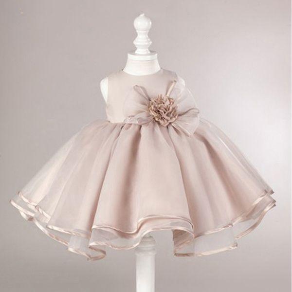 2 0 1 6 Весна / Лето цветок девочка платье дети свадьба платье девочки праздник принцессы юбка платье возраст младенца день рождения туту