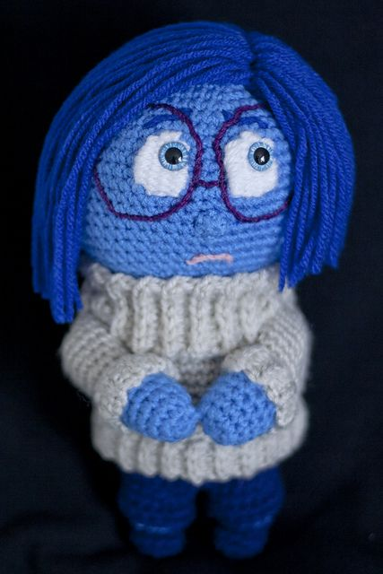 17 Best images about Intensamente on Pinterest Amigurumi ...