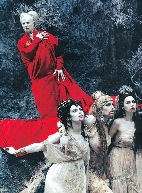 Calanthe and the Nightingale • vintagegal:   Bram Stoker's Dracula - Gary Oldman,...