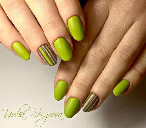 дизайн ногтей с каплями