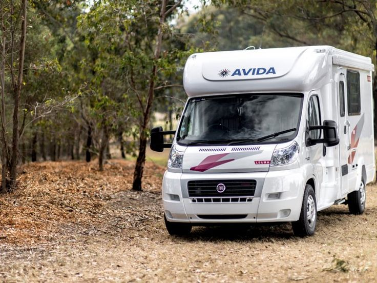 The Leura is a 2 berth motorhome built on the economical Fiat Ducato chassis.