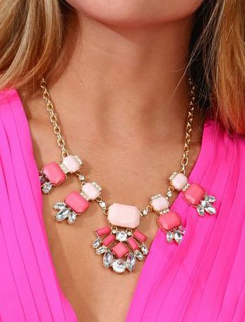 Princess Statement Necklace