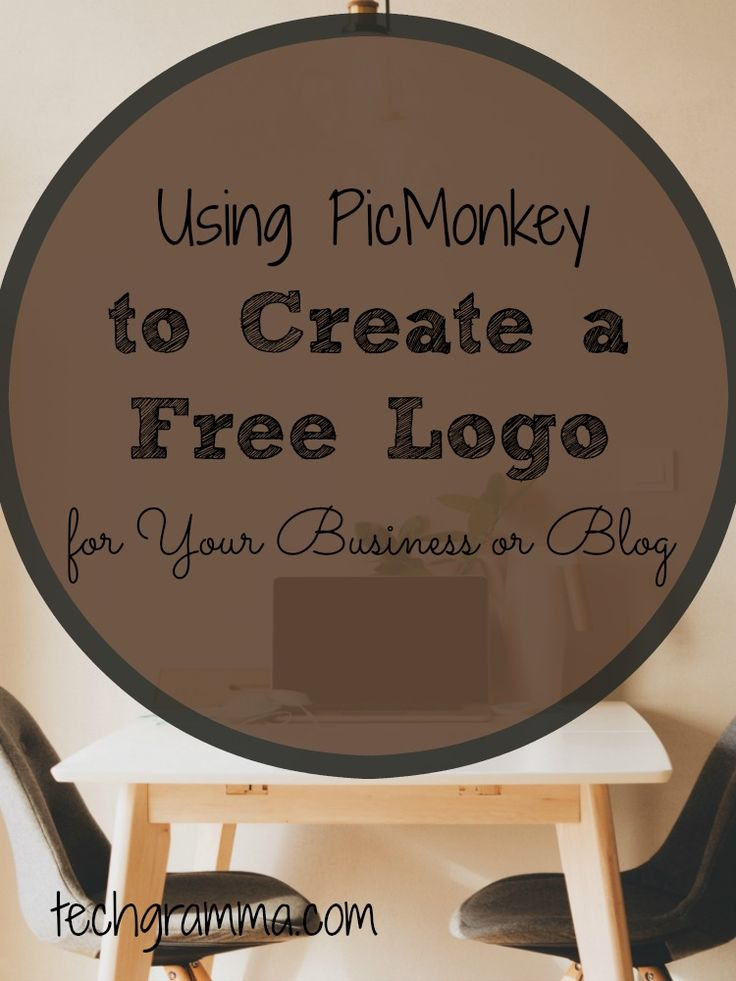 When your budget is tight and you want to create a business logo for free, create it in PicMonkey! These easy steps will help!