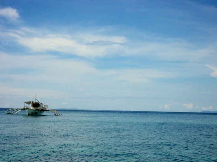 On our way to Higatangan Island