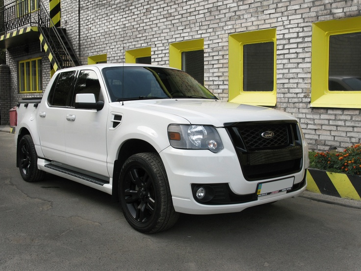 Ford F150 Sport Trac Adrenalin